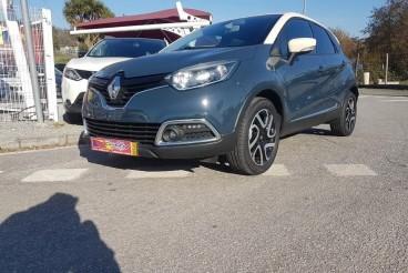Renault Captur 1.5 dCi Exclusive